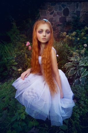 Alice in Wonderland gardenby ~Voodica