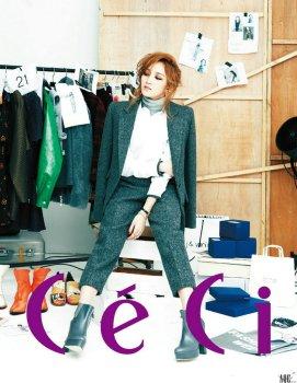 Jia miss A CeCi Magazine May 2013 (3)