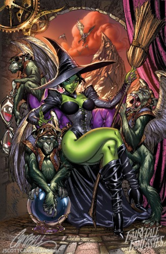the_wicked_witch_of_the_west_by_j_scott_campbell