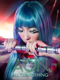 2NE1 All or Nothing AON Sci-fi Concept Photo (2)