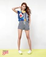 After School Uee - Vogue Girl Magazine June 2013 1