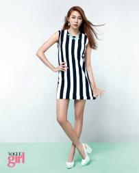 After School Uee - Vogue Girl Magazine June 2013 5