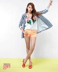 After School Uee - Vogue Girl Magazine June 2013 6