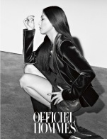 Bora SISTAR L'Officiel Hommes Magazine December Issue 2013 (3)