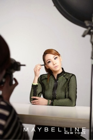CL Lee Chaerin Maybelline New York (3)
