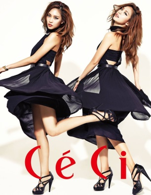 Fei miss A Ceci Magazine August Issue 2013 (5)