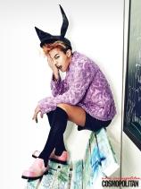 G-Dragon (Big Bang) - Cosmopolitan Magazine (julio 2013) (4)