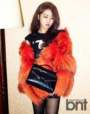 Gayoon 4minute - bnt International December 2013 (7)