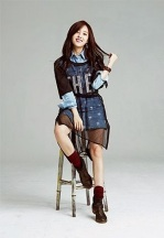 Hyomin T-ara Ceci Magazine October Issue 2013 (5)