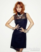 Hyorin - Marie Claire Magazine January Issue 2014 (3)