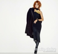 Hyorin - Marie Claire Magazine January Issue 2014 (4)