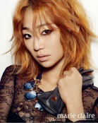 Hyorin - Marie Claire Magazine January Issue 2014