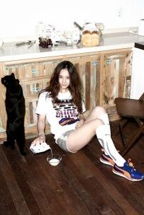Krystal Jung f(x) Puma CF (2)