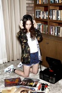 Krystal Jung f(x) Puma CF (3)