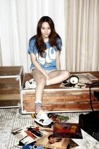 Krystal Jung f(x) Puma CF (4)
