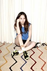 Krystal Jung f(x) Puma CF