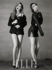 Miss A - Elle Magazine November Issue 2013
