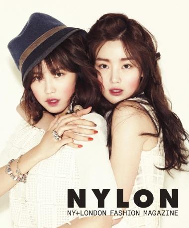 Secret - Nylon Magazine January Issue 2014 (2)