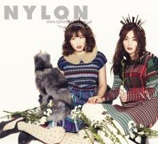 Secret - Nylon Magazine January Issue 2014 (3)