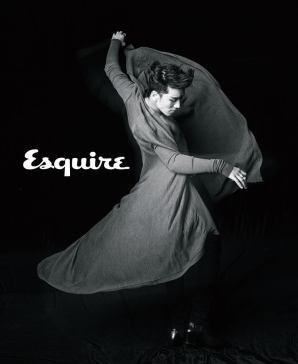 SeungRi (Big Bang) - Esquire Magazinee (Septiembre 2013) (2)