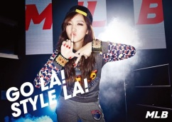 Suzy and Jia miss A MLB CF (4)