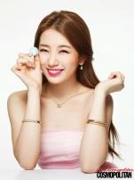 Suzy miss A - Cosmopolitan Magazine February Issue 2014 (2)