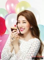 Suzy miss A - Cosmopolitan Magazine February Issue 2014 (3)
