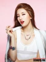Suzy miss A - Cosmopolitan Magazine February Issue 2014 (4)