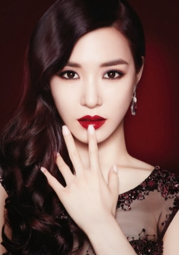 Tiffany Hwang SNSD Girls' Generation IPKN Photoshoot (4)