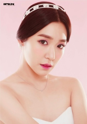 Tiffany Hwang SNSD Girls' Generation IPKN Photoshoot