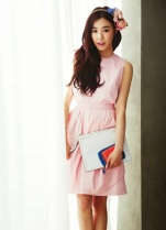 Tiffany SNSD Girls Generation Jill Stuart Photoshoot (3)