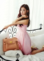 Tiffany SNSD Girls Generation Jill Stuart Photoshoot (4)