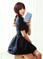 Tiffany SNSD Girls Generation Jill Stuart Photoshoot (5)