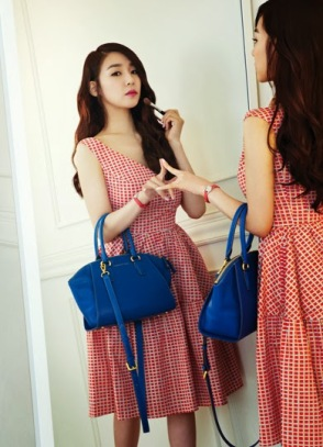 Tiffany SNSD Girls Generation Jill Stuart Photoshoot (6)