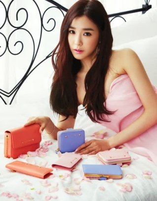Tiffany SNSD Girls Generation Jill Stuart Photoshoot