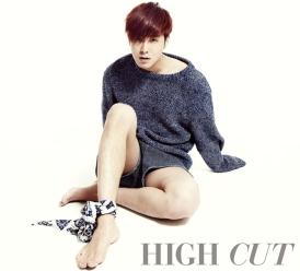 TVXQ Yunho - High Cut Magazine Vol.102 4