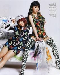 2NE1 - Nylon Magazine May Issue 2014 (4)