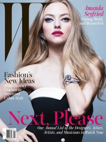 Amanda Seyfried - W Magazine (abril 2014) (1)