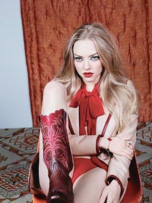 Amanda Seyfried - W Magazine (abril 2014) (5)