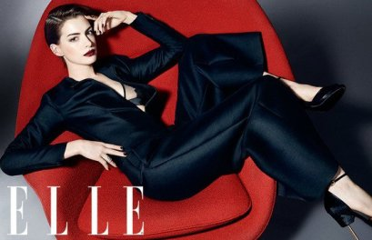 Anne Hathaway - Elle UK (november 2014) (2)
