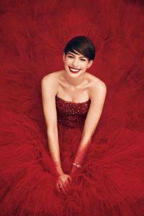 Anne Hathaway - Harper's Bazaar Magazine (November 2014) (5)