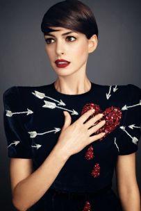 Anne Hathaway - Harper's Bazaar Magazine (November 2014) (6)