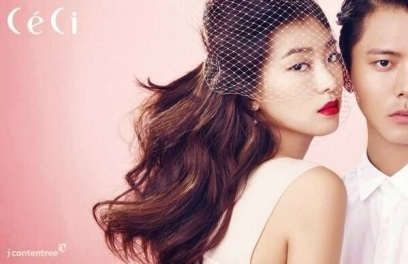 Bora SISTAR - Ceci Magazine May Issue 2014 (2)