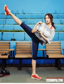 Bora SISTAR - Cosmopolitan Magazine May Issue 2014 (3)