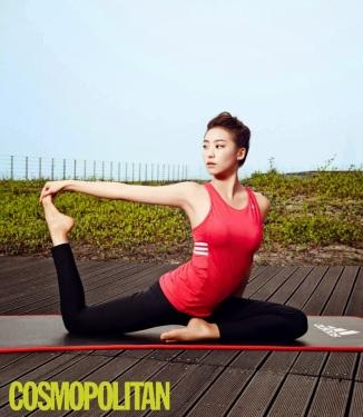 Bora SISTAR - Cosmopolitan Magazine May Issue 2014 (8)