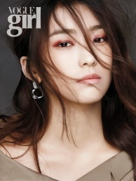 Bora - Vogue Girl Magazine April Issue 2014