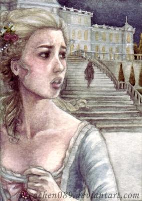 Cinderella by achen089
