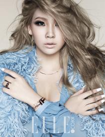 CL - Elle Korea 2