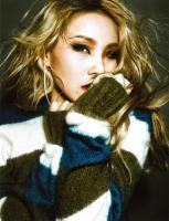 CL para Dazed & Confused Korea (2)