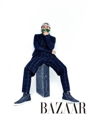 Gaeko (Dynamic Duo) - Harper's Bazaar Magazine (1)